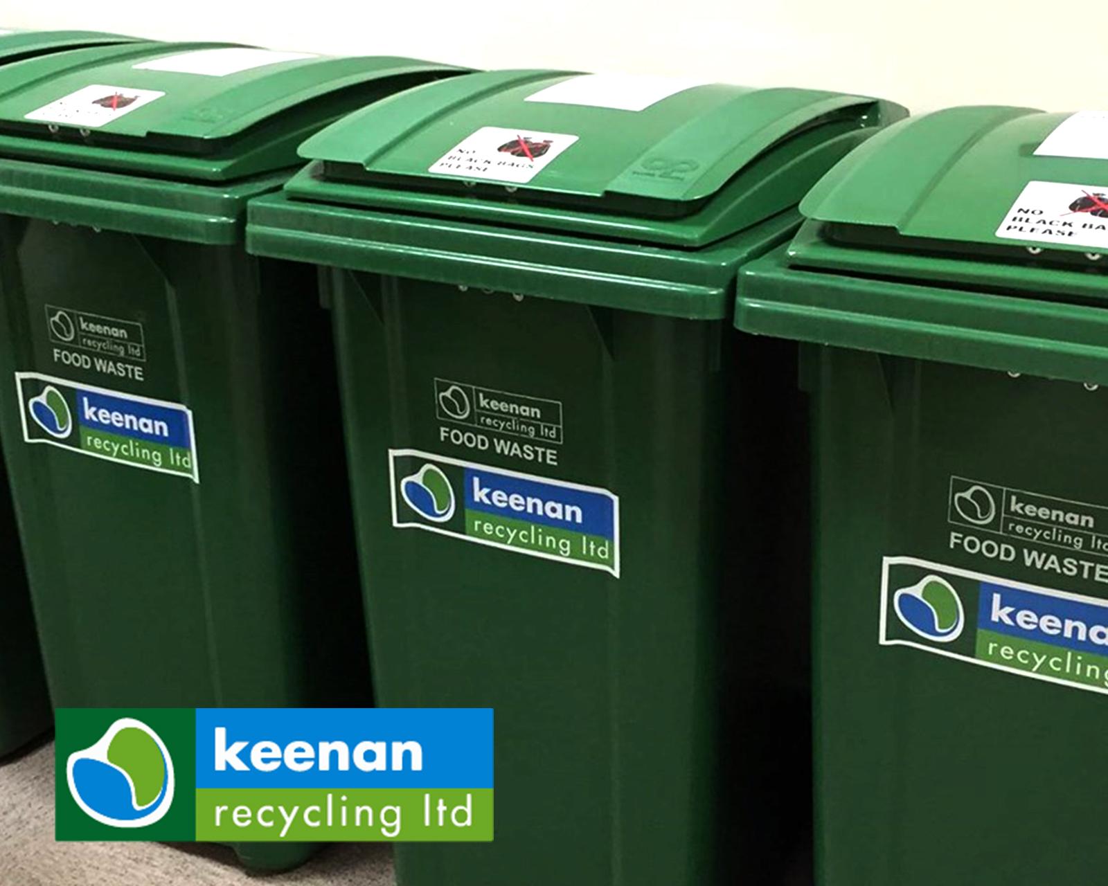 Keenan Recycling New Deer